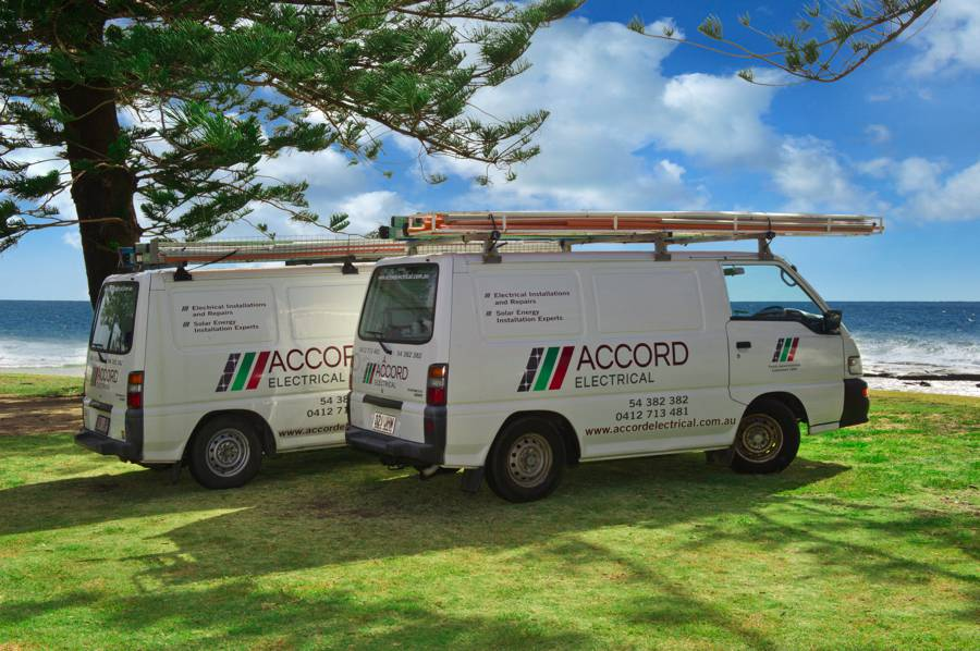 accord electrical vans