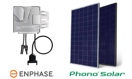 Shade Buster Solar Package Enphase Smart Solar Accord