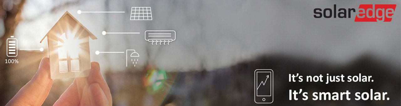 SolarEdge banner
