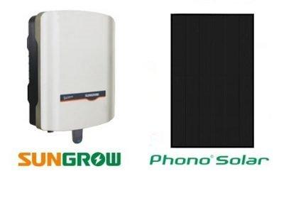Sungrow and Phono Solar